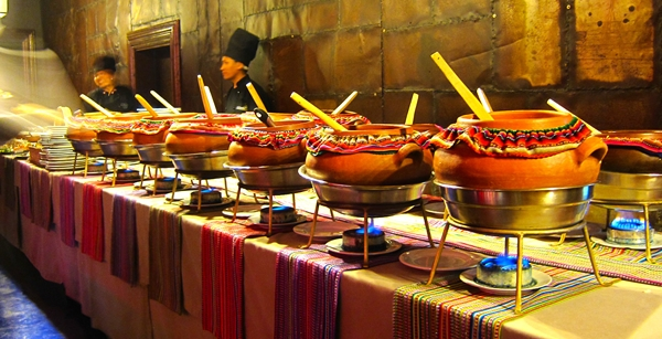 LIMA GASTRONOMIC TOUR + COLONIAL TOUR: FROM USD119.00